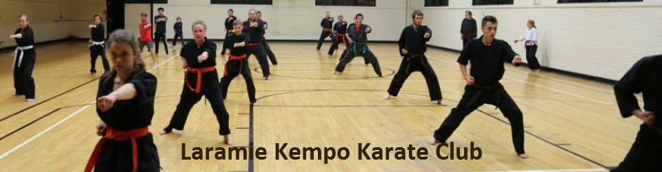 Laramie Kempo Karate Club – Laramie, Wyoming